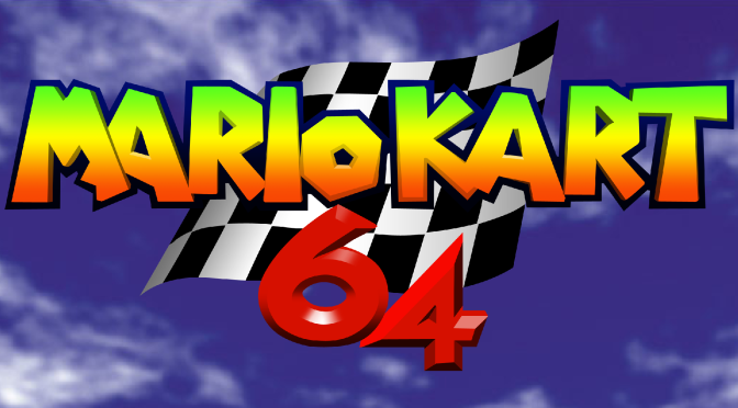Throwbackthursday Mario Kart 64 Middle Of Nowhere Gaming