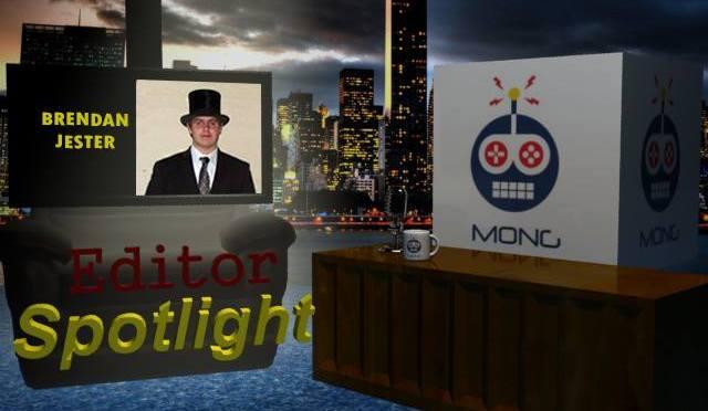 Editor Spotlight: Brendan Jester's Top 5 Games