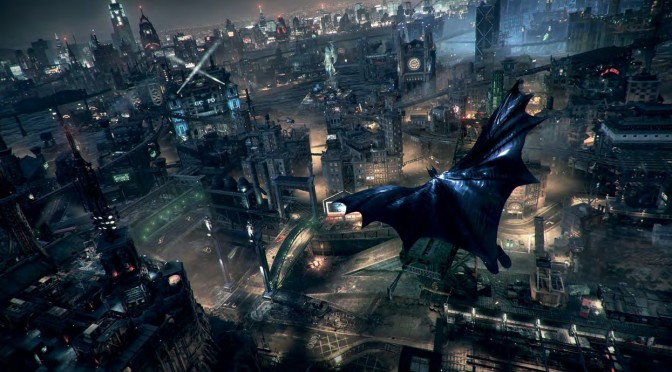 First Batman: Arkham Knight Gameplay Trailer Revealed