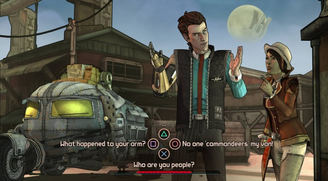 New Tales from the Borderlands Details Revealed