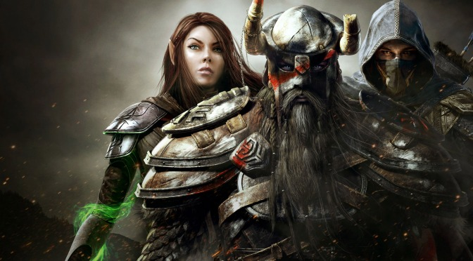 Elder Scrolls Online Gives Free Time Due to Launch Issues