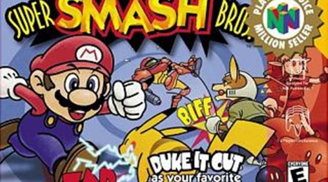 #ThrowbackThursday: Super Smash Bros.