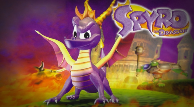 #ThrowbackThursday: Spyro the Dragon