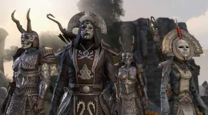 Elder Scrolls Online: Craglorn Update Coming 5/22
