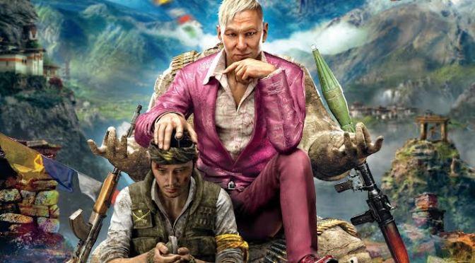 Ubisoft Announces Far Cry 4