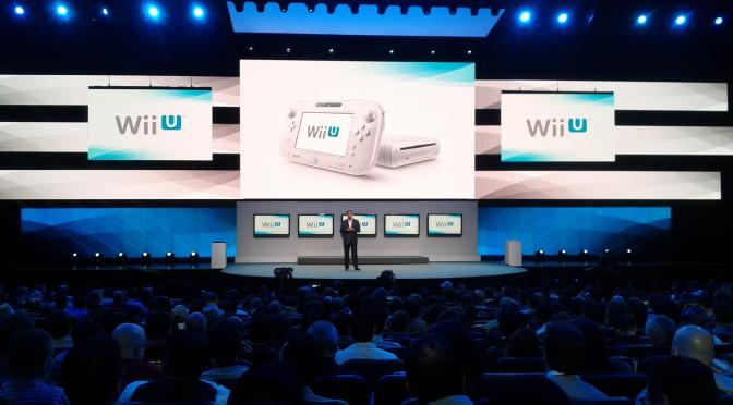 Wii U Console Sales Numbers Are In
