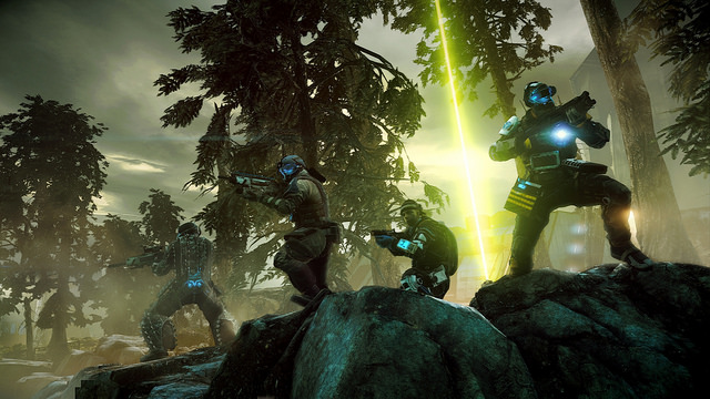 Killzone: Shadow Fall Getting Four Player Co-Op Mode