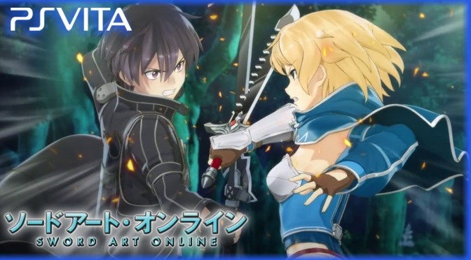 Sword Art Online: Hallow Fragment Will Include HD Remake of Prequel