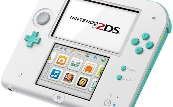 Nintendo Celebrates Summer With New Sea Green 2DS Color