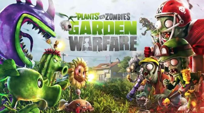 Plants vs. Zombies: Garden Warfare Coming to PlayStation