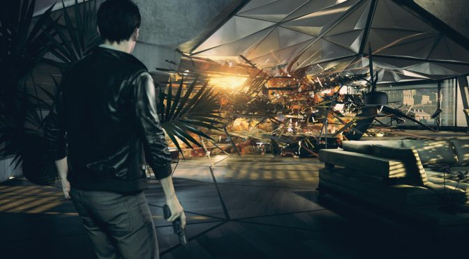 Quantum Break Gamescom Demo