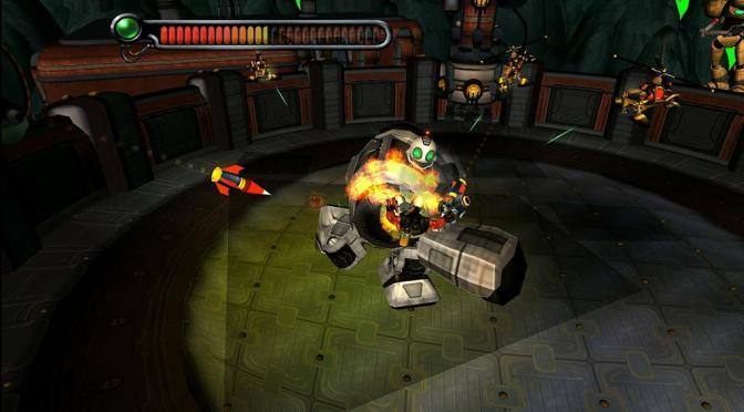 Ratchet & Clank HD Coming to PlayStation Vita