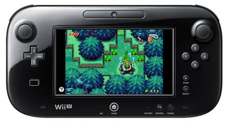 The Minish Cap Wii U 3