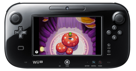 The Minish Cap Wii U 2