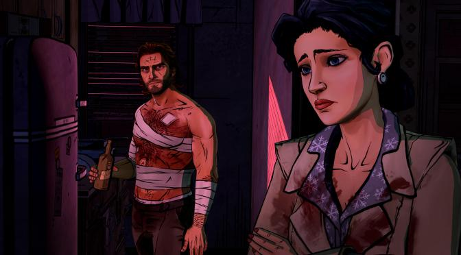 The Wolf Among Us: Episode 4 First Screenshots Revealed