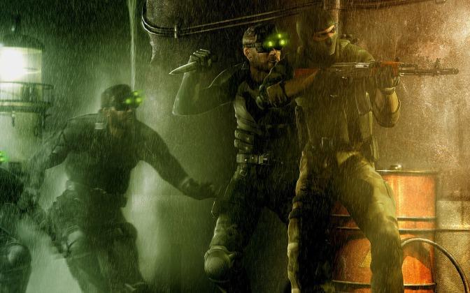 Backlog Spotlight: Splinter Cell Pandora Tomorrow