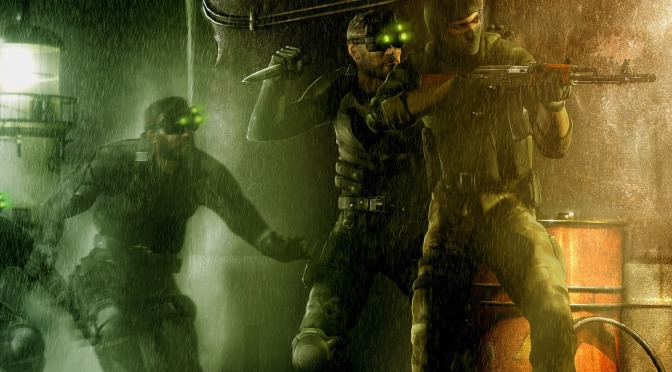 Backlog Spotlight: Splinter Cell Pandora Tomorrow