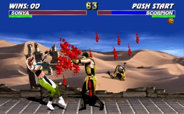 SNES Mortal Kombat Games Will Not Be Koming to Wii U Virtual Console