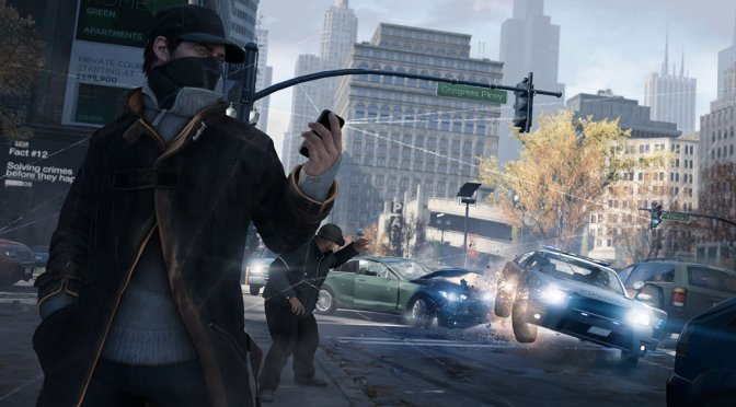 Watch Dogs Will Be 1080p and 60fps on PS4