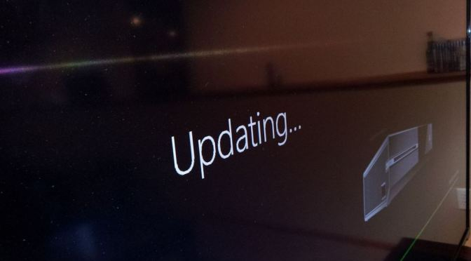 Xbox One System Update Now Available