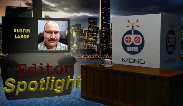 Editor Spotlight: Dustin LaRoe