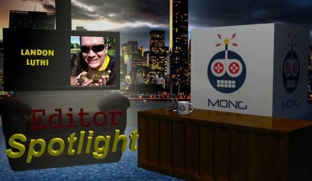 Editor Spotlight: Landon Luthi