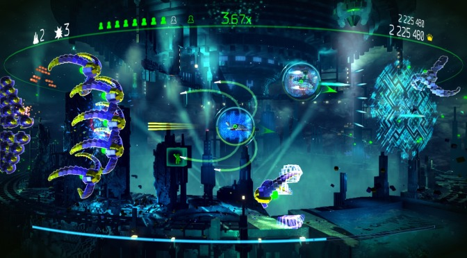 Resogun Update Available Today!