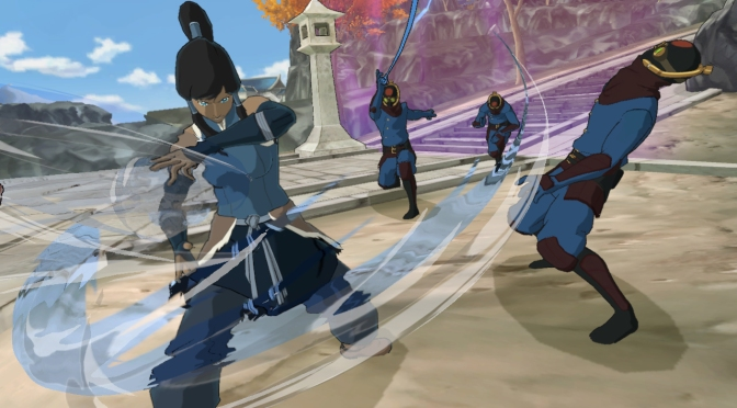 More Details on Platinum's Korra Game