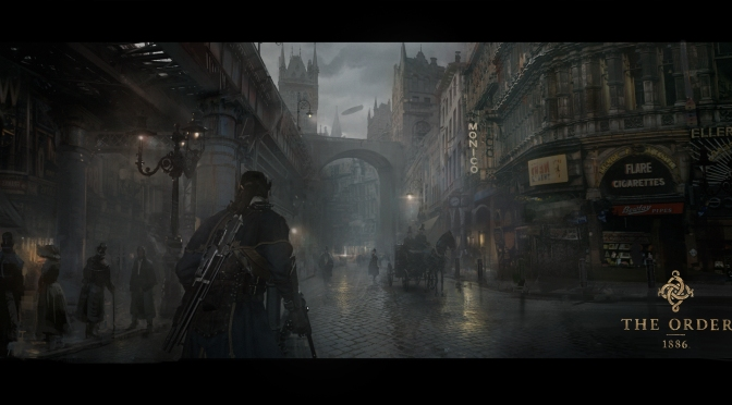 The Order: 1886 Gets a Sick New Trailer