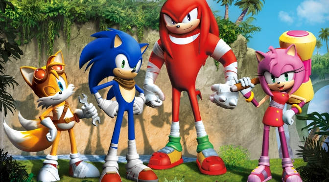 Sonic Boom Gets Release Date, Info Revealed