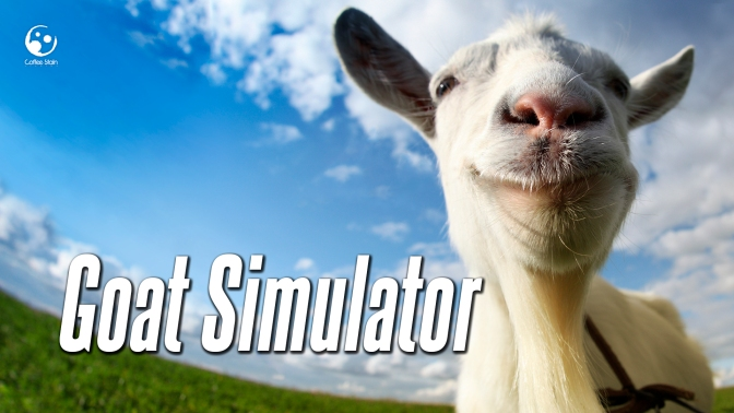 Goat Simulator for Xbox One, and Xbox 360 gets a new trailer