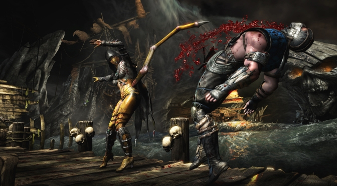 Mortal Kombat X Revealed to Have Persistent Online Mode