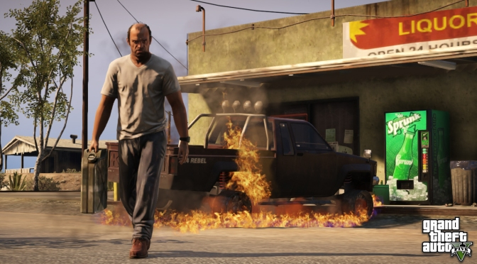 Rockstar Apologizes For Delay