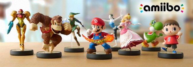 Possible Pricing for Nintendo's Amiibos