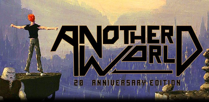 Another World Out Now On Xbox One