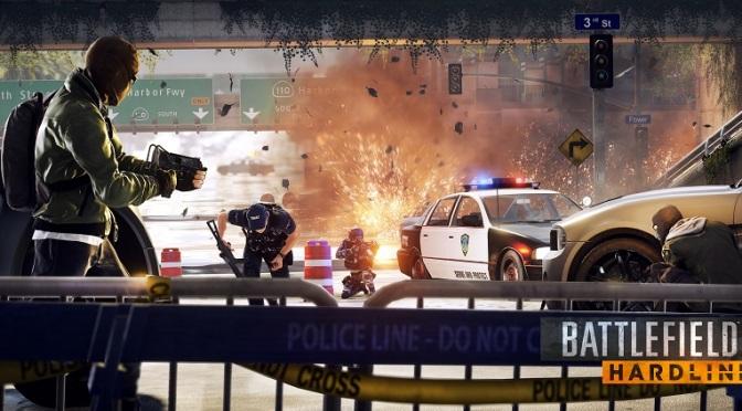 Visceral Extends Battlefield Hardline Beta