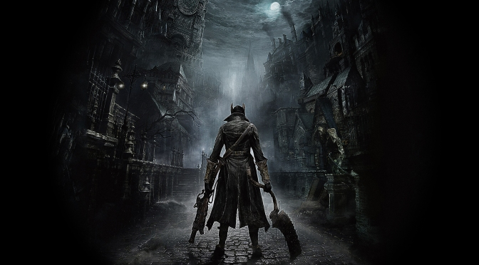 Bloodborne Alpha Beta Incoming