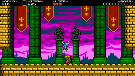 Shovel Knight King Knight