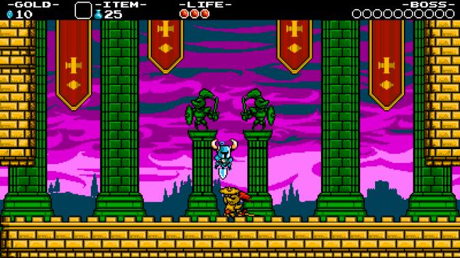 Shovel Knight King Knight