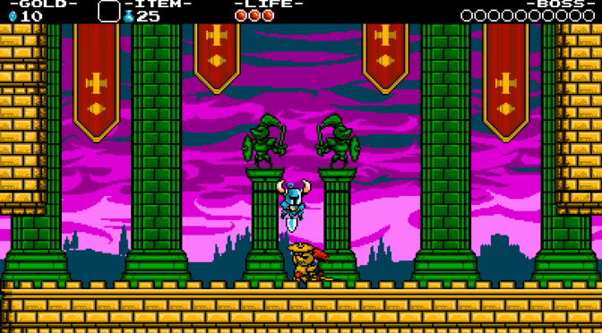 Shovel Knight Sells Over 300,000 units