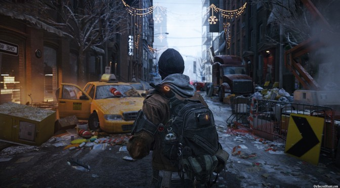 The Division Receives a New Cinematic Trailer