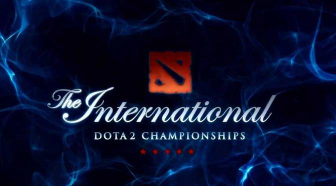 Dota 2 Tournament, The International Begins