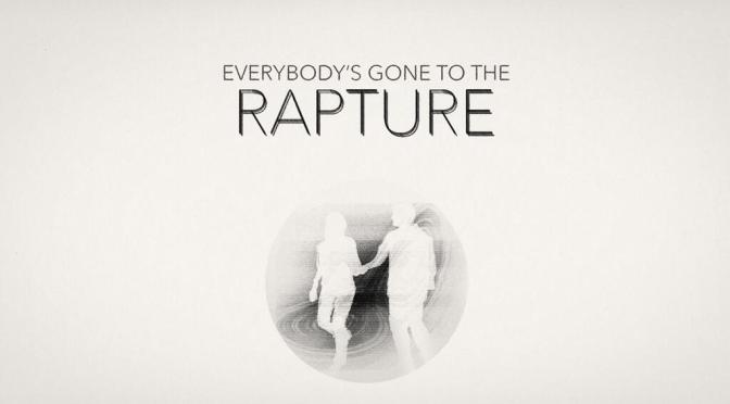 New Everybody's Gone to the Rapture Trailer and Details