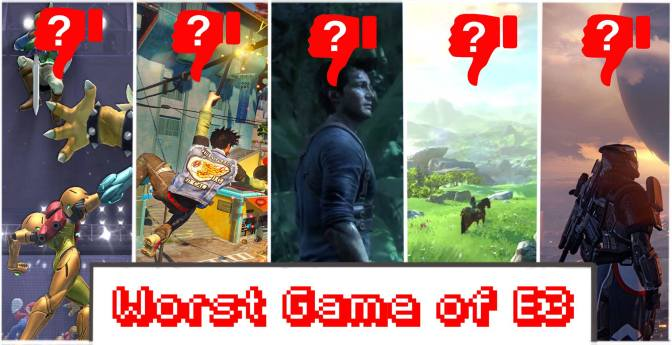 MONG Podcast Episode 37 – What Was The Worst Game at E3?