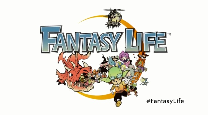 Level 5 Announces Fantasy Life for 3DS