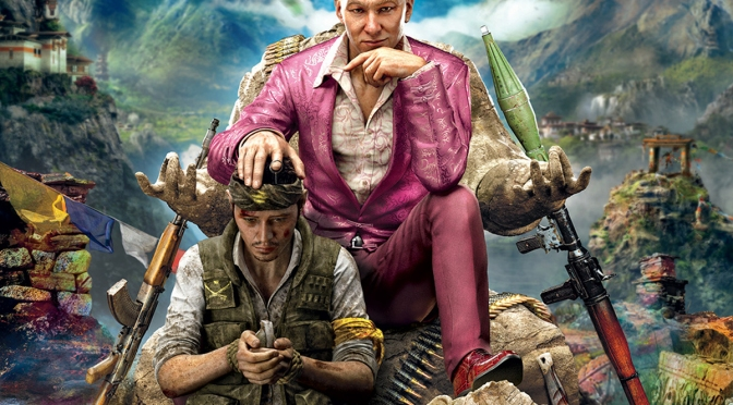 Far Cry 4 Gameplay Shows Off Riding Elephants