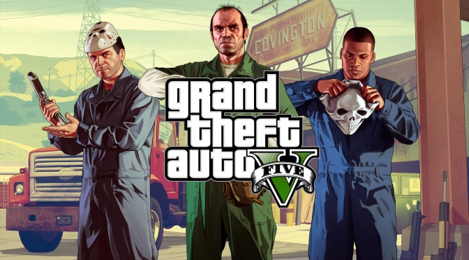 GTA V Coming to PlayStation 4, Xbox One, and PC