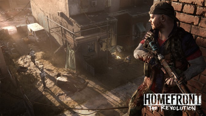 Homefront: The Revolution Announced