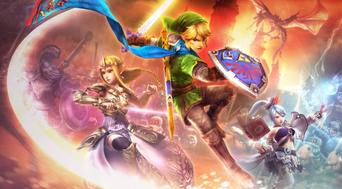 Hyrule Warriors Gets Release Date, New Character Info