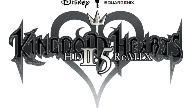 Kingdom Hearts HD 2.5 ReMIX Release Date Revealed